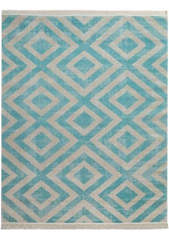andas Teppich »Pocova«, rechteckig, 7 mm Höhe, In- und Outdoor geeignet, Wohnzimmer kaufen