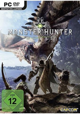 Monster Hunter World PC kaufen