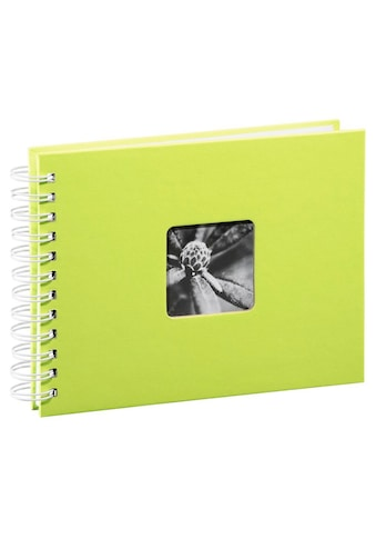 Hama Spiralalbum 24 x 17 cm, 50 weiße Seiten, Fotoalbum, kiwi kaufen