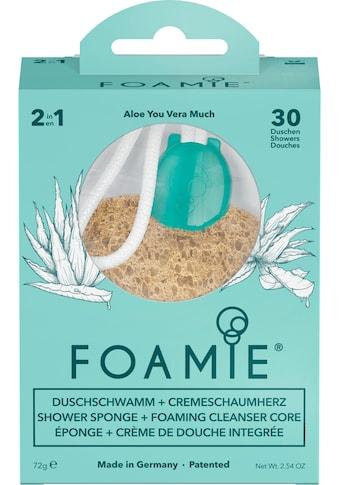 FOAMIE Duschschwamm »Aloe You Vera Much« kaufen