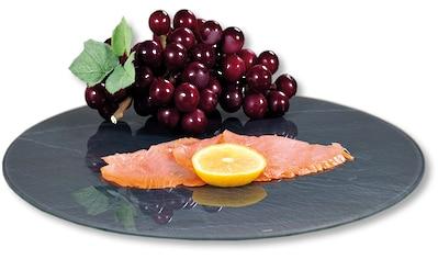 KESPER for kitchen & home Servierplatte, mit Drehteller kaufen