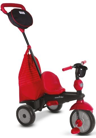 smarTrike® Dreirad »Swing, Rot«, mit verstellbarem Sonnenschutzdach kaufen