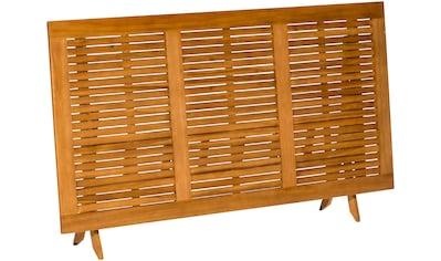 MERXX Gartentisch , Akazienholz, klappbar kaufen