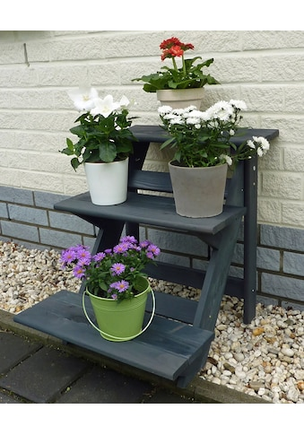 promadino Blumenständer »Blummentreppe«, BxTxH: 50x60x56 cm kaufen