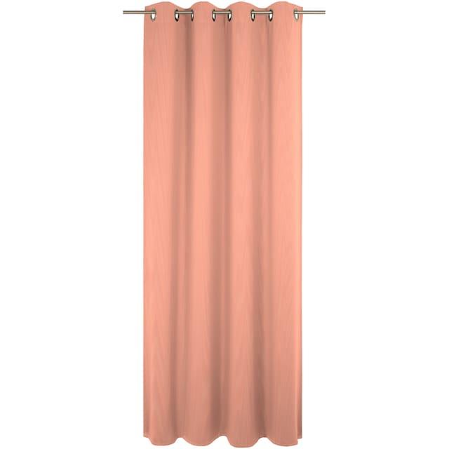 Vorhang, »Uni Collection«, Adam, Ösen 1 Stück