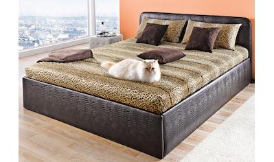 Westfalia Schlafkomfort Polsterbett, optional mit Bettkasten kaufen