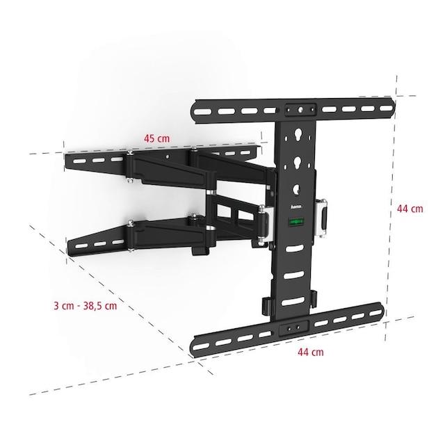 Hama TV Wandhalter vollbeweglich 142cm (56'') 102cm (40), 140cm »140cm (55), VESA 400x400«