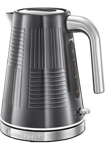 RUSSELL HOBBS Wasserkocher, Geo Steel 25240 - 70, 1,7 Liter, 2400 Watt kaufen