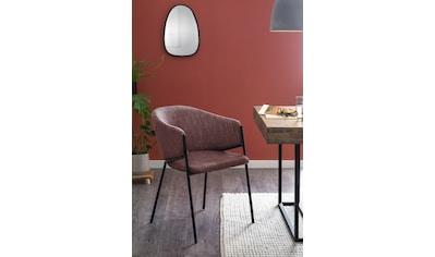 SalesFever Esszimmerstuhl, Design Armlehnstuhl kaufen