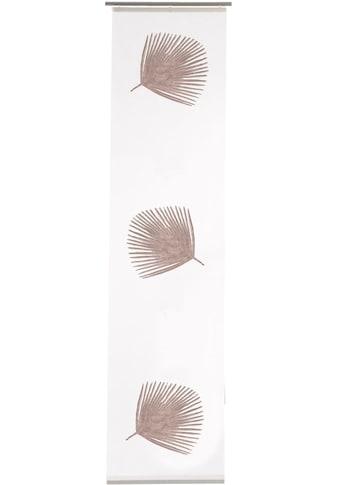 Schiebegardine, »Garvin«, HOMING, Klettband 1 Stück kaufen