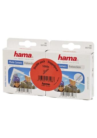 Hama Fotoecken-Spender Aktion, 2x500 Ecken, Doppelpack kaufen