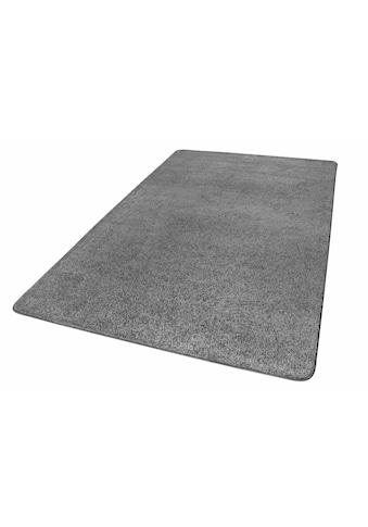 LUXOR living Teppich »Oxford«, rechteckig, 13 mm Höhe, Wunschmaß, weiche Microfaser, Wohnzimmer kaufen