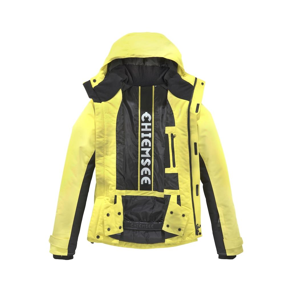 Chiemsee Skijacke, Wassersäule 10.000mm