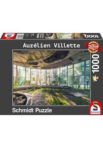 Schmidt Spiele Puzzle »Altes Café in Abchasien«, Aurélien Villette; Made in Europe kaufen