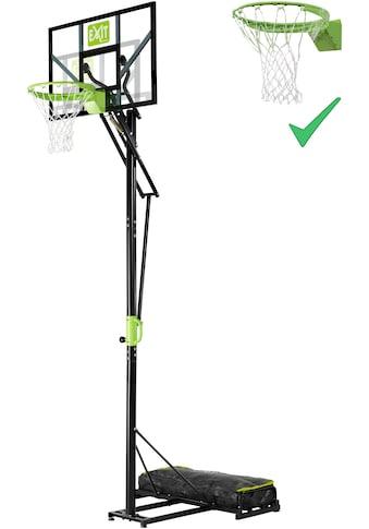 EXIT Basketballständer »Polestar Portable Basket«, in 5 Höhen einstellbar, mit Dunkring kaufen