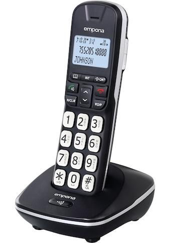 Emporia Schnurloses DECT-Telefon »GD61«, ( ), Telefon schnurlos kaufen