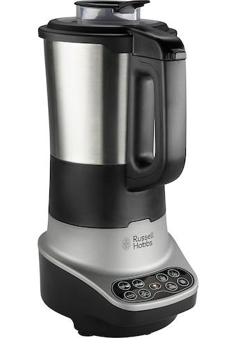 RUSSELL HOBBS Standmixer »mit Kochfunktion 21480-56«, 400 W, 8 Programme kaufen