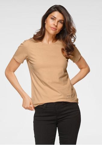 OTTO products Kurzarmshirt »natürlich gefärbt mit CLAY-DYE«, GOTS zertifiziert -... kaufen