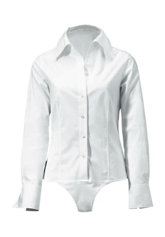 Aniston SELECTED Blusenbody, mit tiefem Ausschnitt kaufen