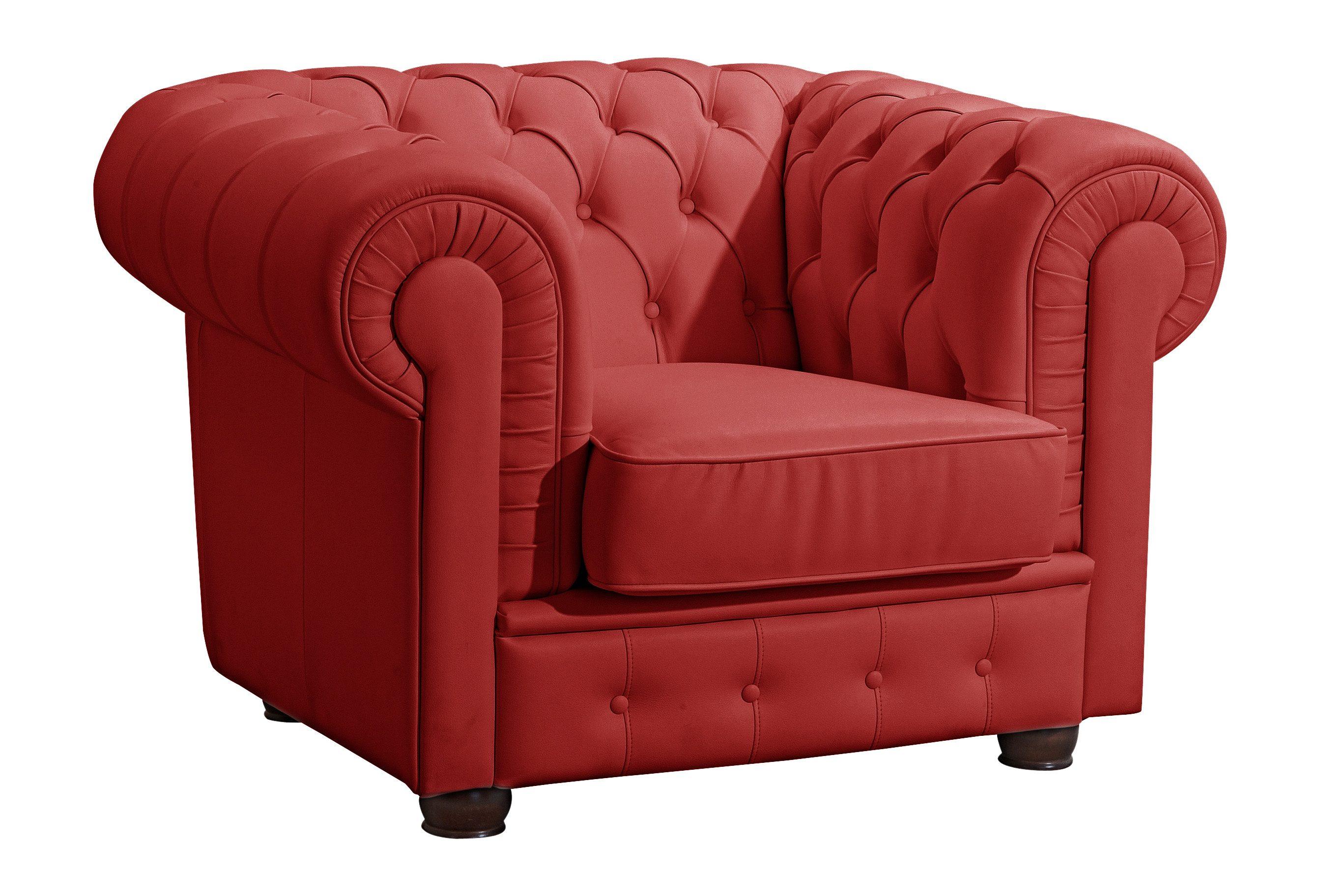 kunstleder chesterfield sessel online kaufen m bel suchmaschine. Black Bedroom Furniture Sets. Home Design Ideas