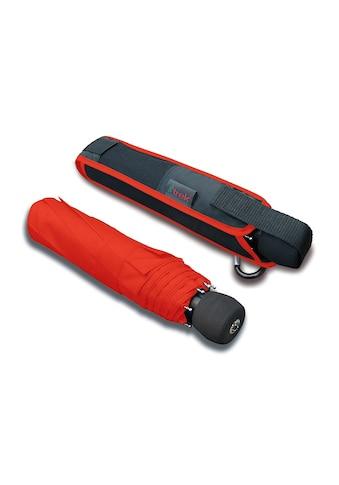 Euroschirm Taschenregenschirm »light trek«, mit integriertem Kompass, in verschiedenen... kaufen