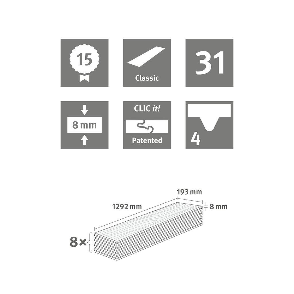 EGGER Korklaminat »Comfort EHC027 Armona Lärche«