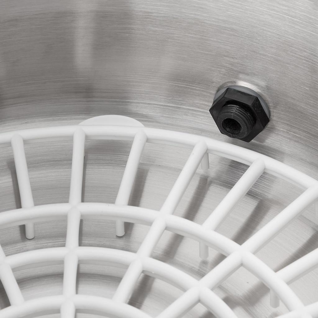 Klarstein Einkochvollautomat Einkochtopf 16 Liter Automatik Abschaltung