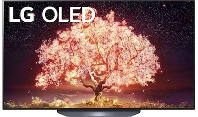 "LG OLED-Fernseher »OLED77B19LA«, 195 cm/77 "", 4K Ultra HD, Smart-TV kaufen"