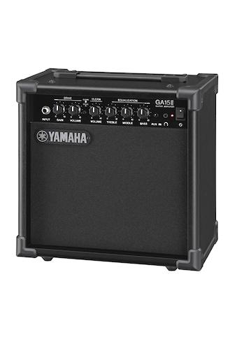 Yamaha Verstärker »GA-15 II«, für Gitarren kaufen
