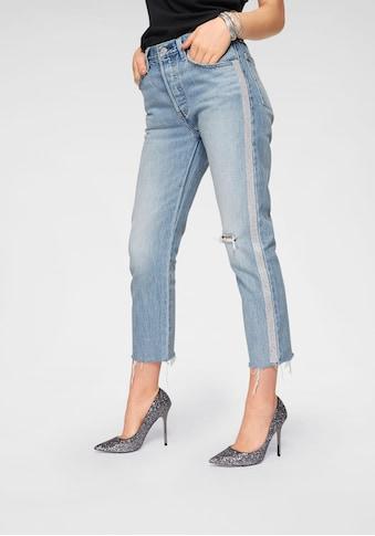 Levi's® 7/8 - Jeans »501 Crop Diamond« kaufen