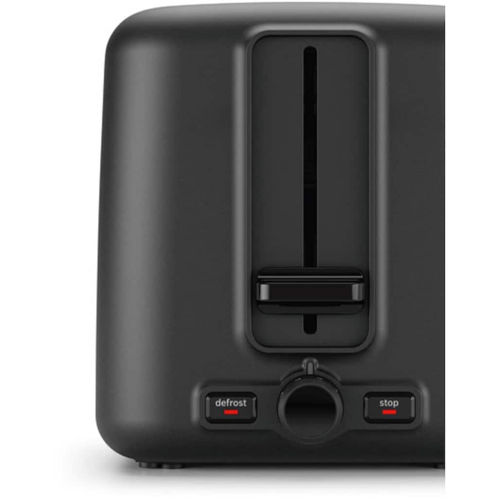 BOSCH Toaster »TAT3P423DE DesignLine«, 2 kurze Schlitze, 820 W