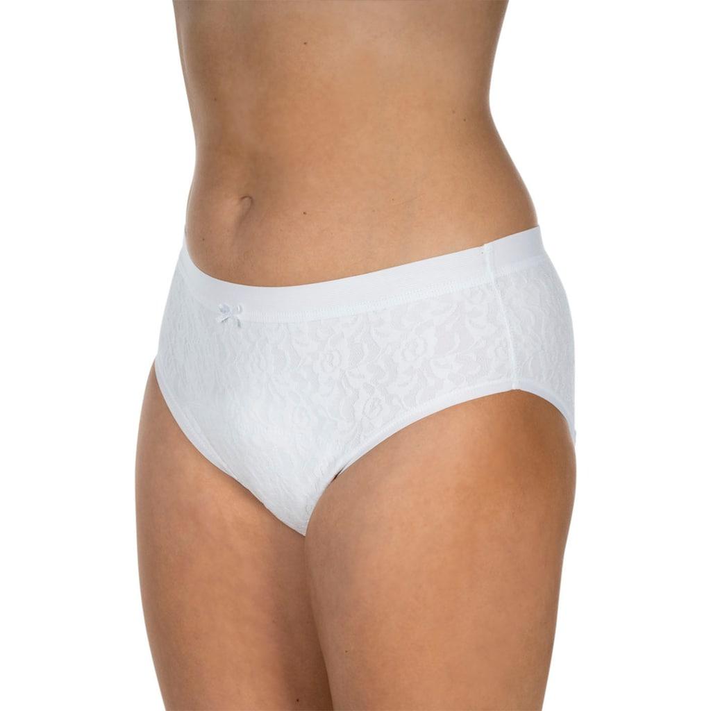 suprima Inkontinenzslip »LaDonna«, Spitzenslip mit Wäscheschutz
