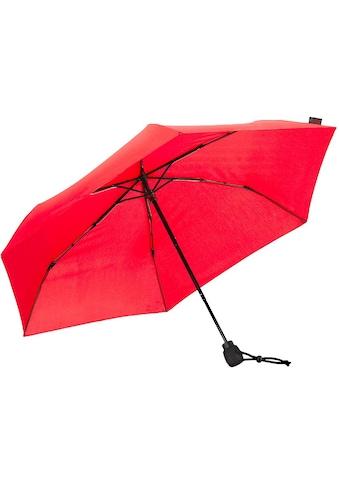 Euroschirm Taschenregenschirm »light trek® ultra, rot« kaufen