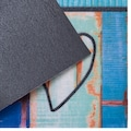 Home affaire Fußmatte »Home herz«, rechteckig, 6 mm Höhe, Schmutzmatte, mit Spruch, In- und Outdoor geeignet