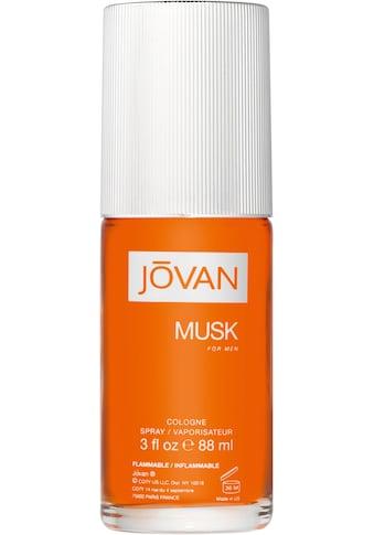 """Jovan Eau de Cologne """"Musk for men"""" kaufen"""