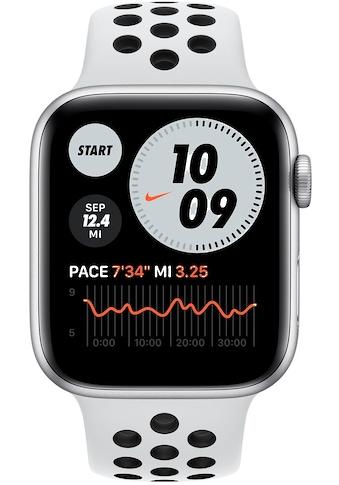 Apple Watch »Nike Series 6 GPS + Cellular, Aluminiumgehäuse mit Nike Sportarmband... kaufen