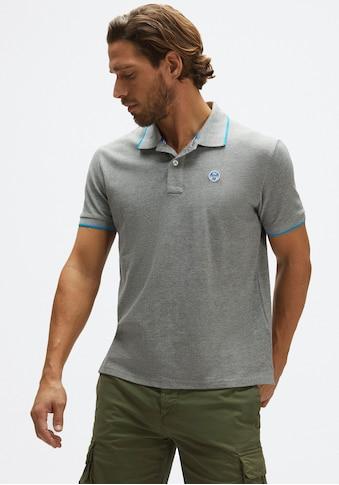 North Sails Poloshirt, mit farbigen Akzenten kaufen