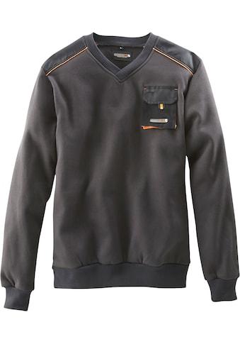 V-Ausschnitt-Pullover, Gr. S - 4XL kaufen