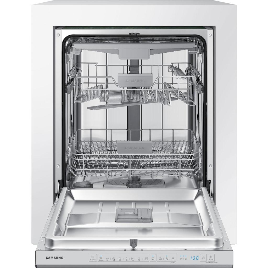 Samsung teilintegrierbarer Geschirrspüler »DW6KR7051SS«, DW6KR7051SS, 14 Maßgedecke