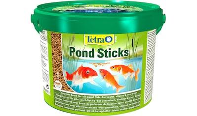 TETRA Fischfutter »Pond Sticks«, 10 Liter kaufen