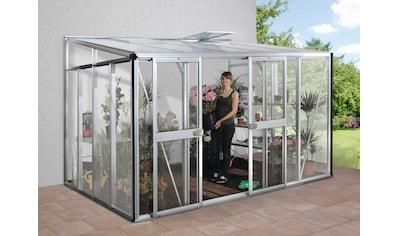 VITAVIA Anlehngewächshaus »Helena 8600«, BxTxH: 344 x 268 x 239 cm, in 2 Farben kaufen