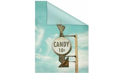 Fensterfolie, »Candy«, LICHTBLICK, blickdicht, strukturiert kaufen