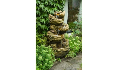UBBINK Gartenbrunnen »Sedona«, mit LED, BxTxH: 77x55x134 cm kaufen