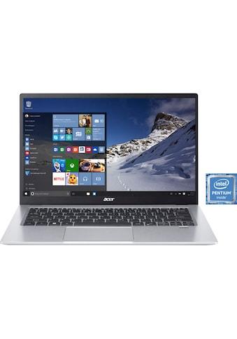 Acer Notebook »SF114-34-P6Z2« kaufen