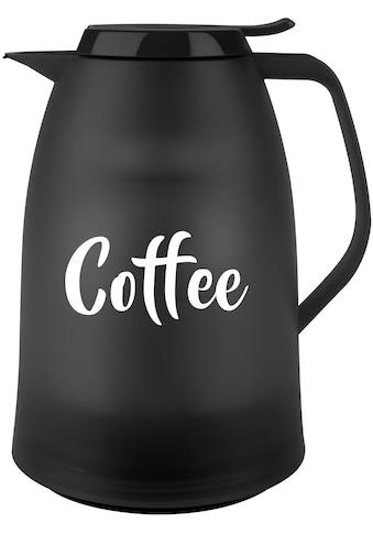 """Emsa Isolierkanne »Mambo«, 1 l, (1), Design mit """"Coffee"""" Schriftzug, Made in Germany kaufen"""
