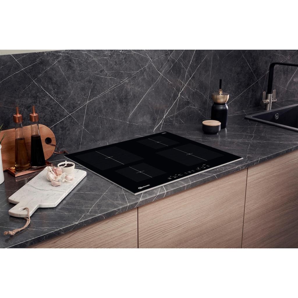 BAUKNECHT Induktions-Kochfeld von SCHOTT CERAN®, CTAI 9640 IN, mit Touch-Control-Steuerung