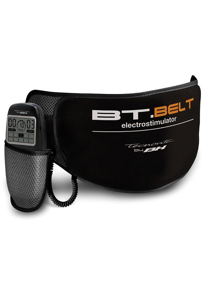 BH-Fitness Tecnovita Elektrostimulatorgürtel BT.Belt | Accessoires > Gürtel > Sonstige Gürtel | Schwarz | Wo | TECNOVITA