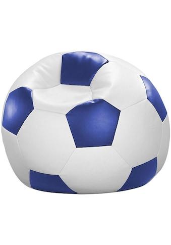 Home affaire Sitzsack »Fußball« kaufen
