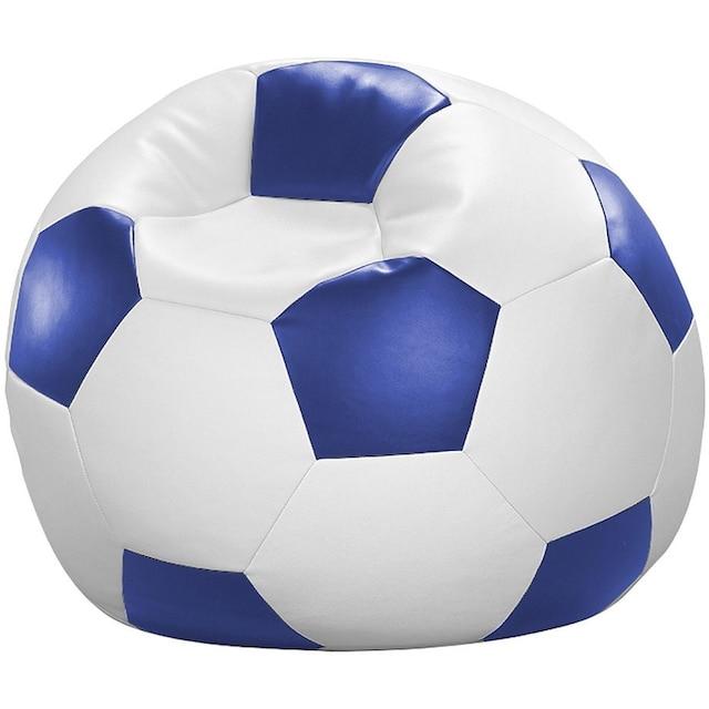 Home affaire Sitzsack »Fußball«