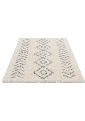 Hochflor - Teppich, »Ethno 8685«, Sehrazat, rechteckig, Höhe 30 mm, maschinell gewebt kaufen